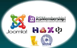 ماژول اتصال  rsmembership جوملا به درگاه بانک های ایرانی