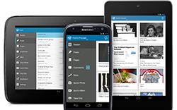 اپلیکیشن موبایل برای وردپرس